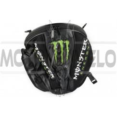 Рюкзак-сумка MONSTER ENERGY (mod:B-4, на хвост мотоцикла)