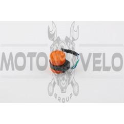 Реле поворотов 4T GY6 50-150 (3 провода, А-class) (оранжевое) CHENHAO