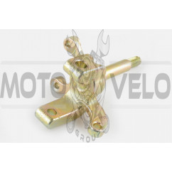 Кулак поворотный ATV 50/125 (левый) (mod:3)