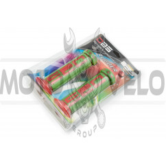 Ручки руля (mod:1, зелено-красные) DBS (#YMBT)