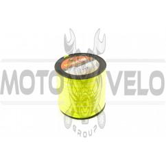 Леска мотокосы Ø4,0mm, 200 метров (звезда, желтая)