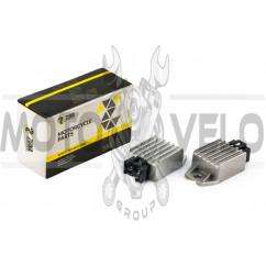 Реле зарядки 4T GY6 125/150 (4 контакта) ZUNA