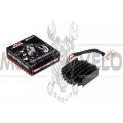 Реле зарядки 4T GY6 125/150 (5 проводов 3+2) ZUNA