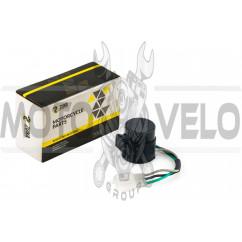 Реле поворотов 4T GY6 50-150 (3 провода, оранжевое) ZUNA