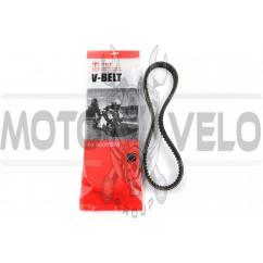 Ремень вариатора 668 * 16,6 Suzuki AD50 Premium TNT