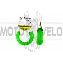 Леска мотокосы Ø2,0mm, 15 метров (косичка, зеленая) BEST