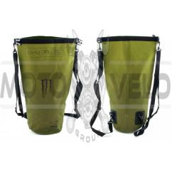 Рюкзак (зеленый, с затяжкой) MONSTER ENERGY
