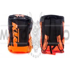 Рюкзак (черно-оранжевый) KTM