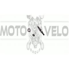 Вал редуктора мотокосы   (+шестерни 9Т)   BEST   (mod.A)