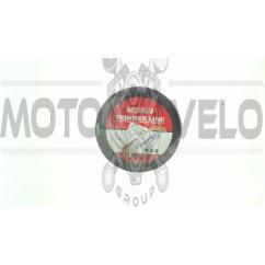 Леска мотокосы   Ø4,0mm, 100 метров   (звезда, желтая)   EVO