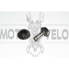 Шестерня редуктора мотокосы   9Т   (голый)   BEST   (mod.A)