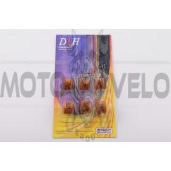 Ролики вариатора Honda 16*13 6,5г DLH