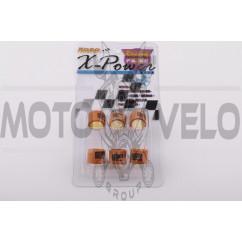Ролики вариатора Suzuki 17*12 5,0г (Тайвань) KOSO