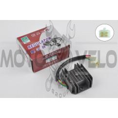 Реле зарядки 4T GY6 125/150 (4 провода) (A-class) JIANXING