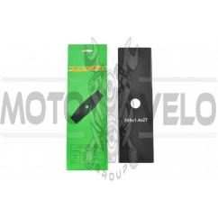 Нож мотокосы 2T (L-305, h-1.4, Ø25.4 mm)