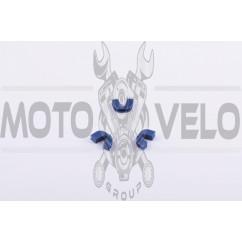 Скользители (слайдеры) Suzuki AD50 (тюнинг, синие)