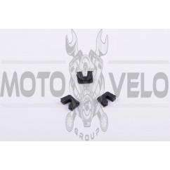 Скользители (слайдеры) Yamaha JOG 50 (черные)