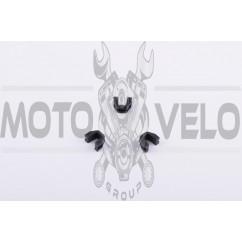 Скользители (слайдеры) Honda LEAD 90 (черные)