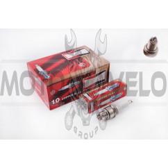 Свеча 3-х электродная E6TJC M14*1,25 12,7mm (2T 50-150cc) CHAMP