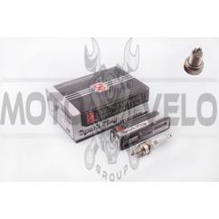 "Свеча 3-х электродная A7TJC M10*1,00 12,7mm (4T GY6 50, Delta) ""SEE"""
