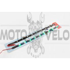Лента светодиодная SMD 5050 (RGB, 9 кристаллов, 30 см) TYPE-R