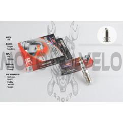 Свеча авто BKR6 M14*1,25 19,0mm IRIDIUM (под ключ 16) (короткий электрод) INT