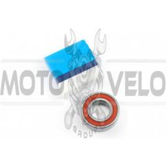 Подшипник 6202-2RS 15*35*11 (к-л мотокосы 1E40F, ред-р косы, пром. вал Honda) (Яп.) NT