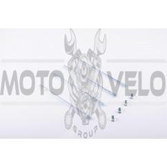 Шпильки цилиндра (4шт) 4T GY6 50 SUNY (+гайки)
