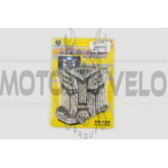 Накладка светодиодная (трансформер, mod:HD-020) GJCT