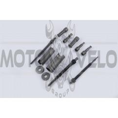 Съемник сальников цанговый с обратным молотком (10, 12, 15, 20, 23mm) KOMATCU