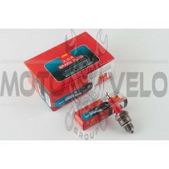 Свеча E6TC M14*1,25 12,7mm (2T скутеры 50-125сс) CRN