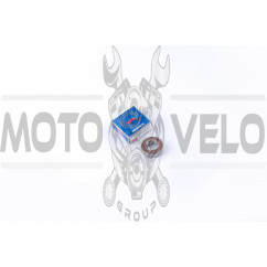 Подшипник 6003-2RS 17*35*10 (первичный вал Yamaha JOG 3KJ) NSK