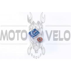Подшипник 6201-2RS 12*32*10 (пер. колесо QT50, ред-р Honda, Suzuki, GY6 50) QUEST