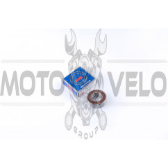 Подшипник 6205-2RS 25*52*15 (к-л Suzuki AD100, Yamaha AEROX, BWS 100, GR.AXIS, ИЖ) NSK
