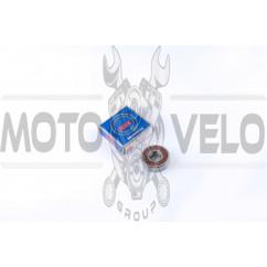 Подшипник 6303-2RS 17*47*14 (к-л GY6 50, ред-р Suzuki AD50, колесо ZUBR) NSK