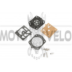 Ремкомплект карбюратора б/п для St M 440 (полный) WOODMAN