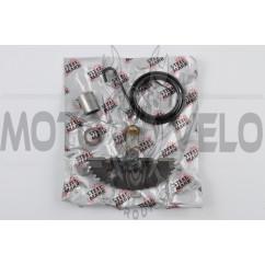 Сектор заводной (полумесяц) Honda DIO (+пружина, втулка) STEEL MARK