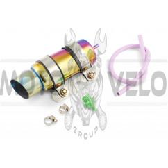 Система отвода картерных газов (стайлинг) 190*80mm (зеленая) 118