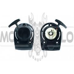 Стартер ручной (в сборе) мотокосы (mod:3) HXQ