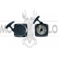 Стартер ручной (в сборе) мотокосы (mod:7) HXQ