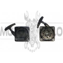 Стартер ручной (в сборе) мотокосы (mod:9) HXQ