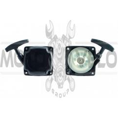 Стартер ручной (в сборе) мотокосы (mod:14) HXQ