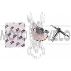 Сектор заводной (полумесяц) 4T GY6 50 (L-57mm) ZUMBA