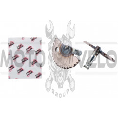 Сектор заводной (полумесяц) Honda DIO (L-56mm) MANLE