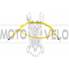 Трос сцепления ИЖ (1260mm, уп.1шт, желтый) ZUNA