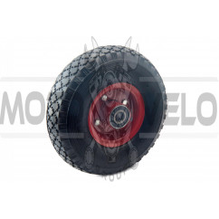 Колесо 3,00 -4 TT (камерное, под ось d-20мм ) MRHD