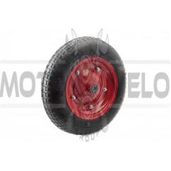 Колесо 3,25/3,00 -8 TT (камерное, под ось d-16мм ) MRHD