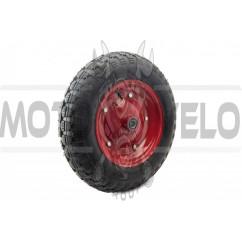 Колесо 3,50 -8 TT (камерное, под ось d-16мм ) MRHD