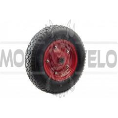 Колесо 4,00 -8 TT (камерное, под ось d-20мм ) MRHD