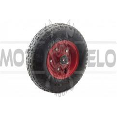 Колесо 4,00 -6 TT (камерное, под ось d-20мм ) MRHD